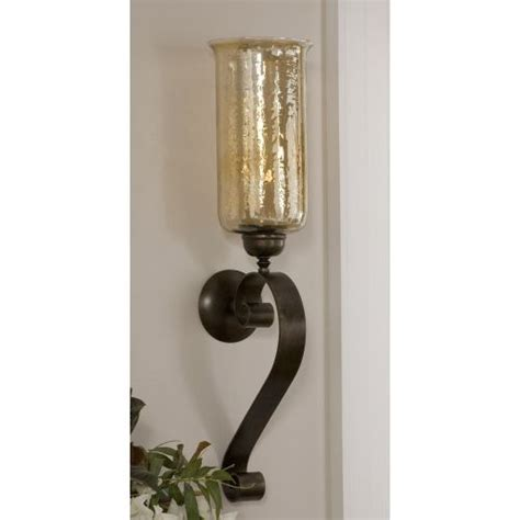 Uttermost Joselyn Candle Wall Sconce Uttermost Joselyn Bronze Candle Wall Sconce