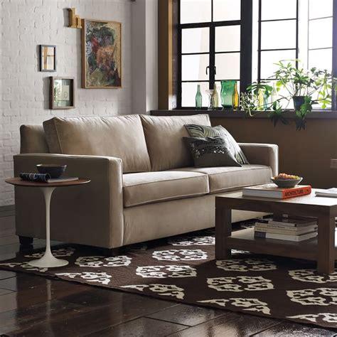 west elm sofa reviews west elm henry sleeper sofa reviews refil sofa