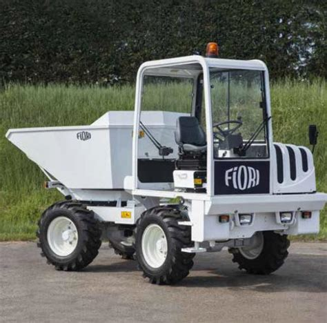 fiori dumper fiori d40 site dumper construction equipment