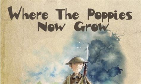 where the poppies now children s wwi stories daily mail online