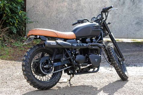Motorrad Triumph Retro by Road Trooper Independent Motorbike Touring Magazine