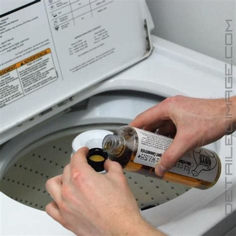 Deterjen Microfiber Micro Restore 16oz Repack 1 chemical guys microfiber wash 16 oz free shipping available detailed image