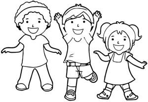 child coloring pages images