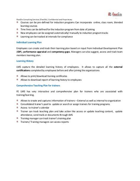 individual lims resume