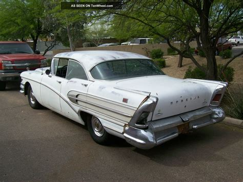 1958 buick special 1958 buick special 2 door autos post
