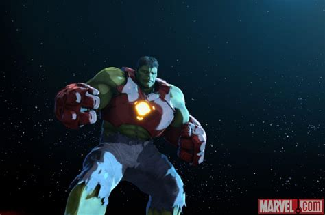 marvel ironman and hulk in film movies stills from the upcoming iron man hulk heroes