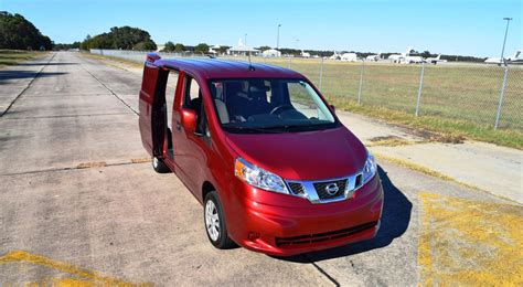 nissan cargo 2016 2016 nissan nv200 cargo sv road test review