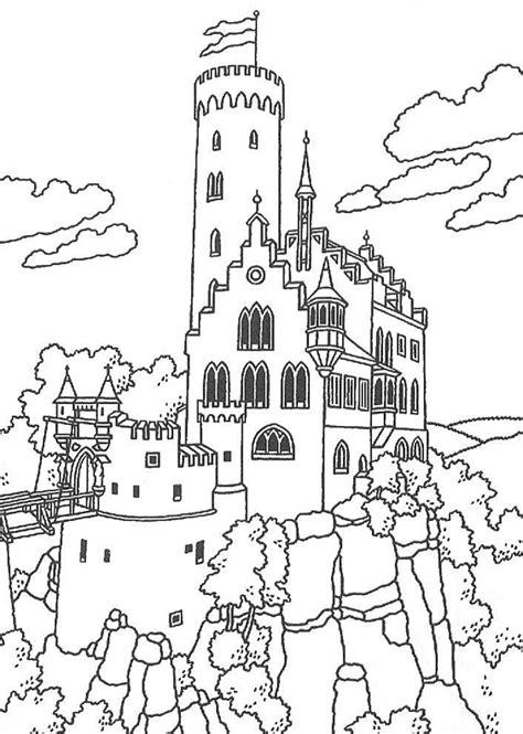 german castle coloring page coloring pages lineart castles on pinterest castles