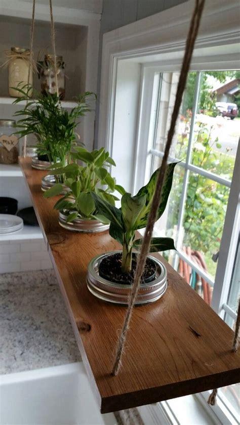 hanging mason jar planter ft  oz mason