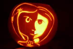 coraline pumpkin carving this years pumpkin drawn free