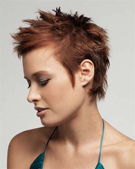 short spiky hairstyles short hairstyles 2018 short spiky haircuts hairstyles for women 2018 page 5