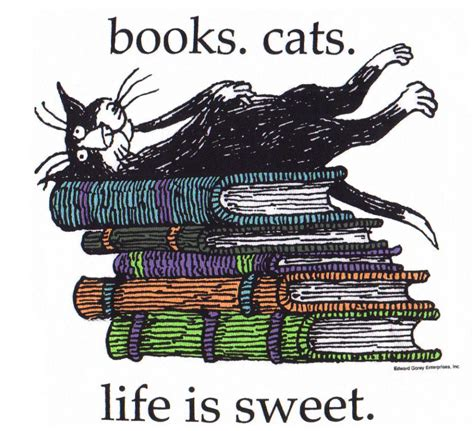 cats and books the literary cat