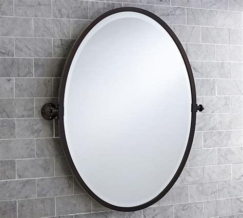 oval pivot bathroom mirror 1000 ideas about oval mirror on pinterest fairy room
