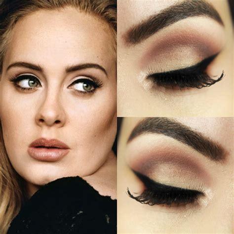 Makeup Adele modatrade adele makeup tutorial aprenda a maquiagem da adele