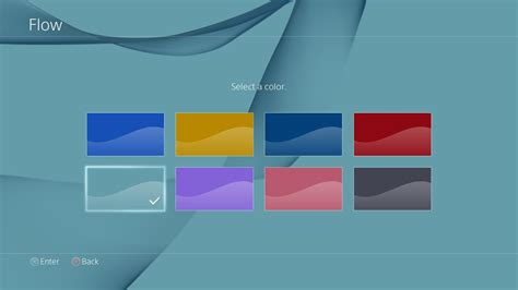 ps4 themes from usb the next major update for the ps4 firmware is bring so