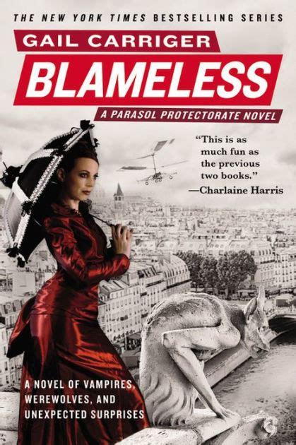 Blameless Parasol Protectorate Series 3 By Gail