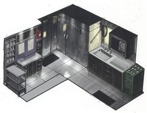 game design kitchen level design steven a ross