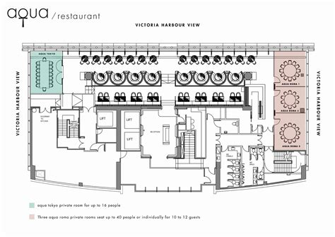 italian restaurant floor plan restaurant floor plans fresh aqua italian and japanese