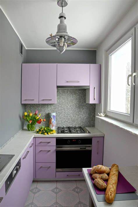 ejemplos  disenar correctamente una cocina pequena