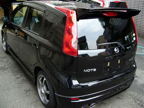 nissan note 2007 nissan note overview cargurus