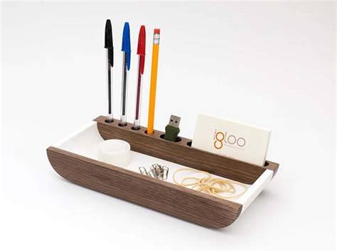 Handmade Pen Holder Design - the handmade valet tray with phone stand pen holder and
