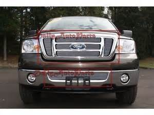 2006 Ford F150 Grill 2006 2007 2008 Ford F 150 Front Grill Aluminum Billet