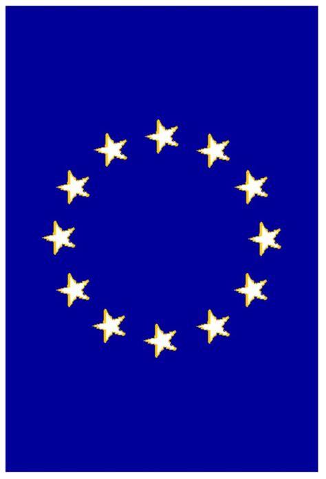 Imprimer Le Drapeau De L Union Europ 233 Enne T 234 Te 224 Modeler Drapeau Coloriage Imprimer L
