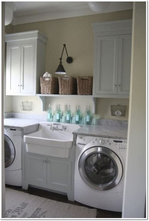 How To Decorate Your Laundry Room 32 Laundry Room D 233 Cor Ideas