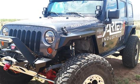 Jeep Wrangler Fenders For Sale Nighthawk Front Fenders For Jeep Wrangler Jk
