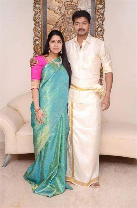 tamil actor vijay family hd photos vijay tamil actor gallery latest stylish vijay photos