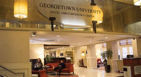 Georgetown Univeraity Mba Investment Analysis by Hotel To House Students In Need Winter