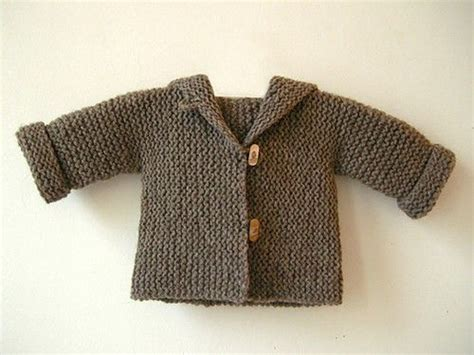 simple baby sweater to knit easy baby cardigan babies sweater
