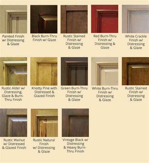 kitchen cabinets finishes colors images of painted finished for cabinets specialty