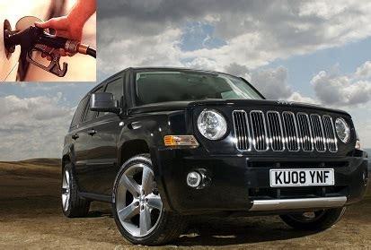 Jeep Patriot Per Gallon Jeep Patriot Fuel Consumption Per Gallon Or Litres