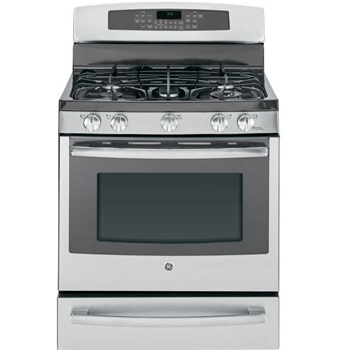 Ge Profile Microwave Drawer by Ge Profile Series 30 Quot Dual Fuel Free Standing Range With Warming Drawer P2b940sehss Ge