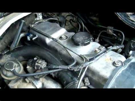 hyundai h100 2001 d4bf engine