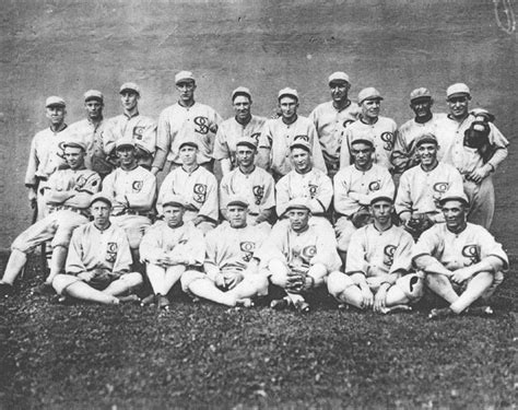 the black sox the history and legacy of americaã s most notorious sports controversy books thedeadballera 1919 black sox team photo
