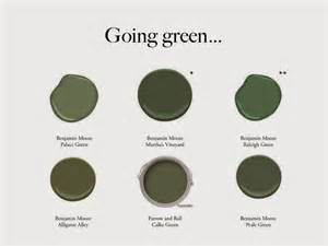 what color compliments green the and of it favorite green paint colors
