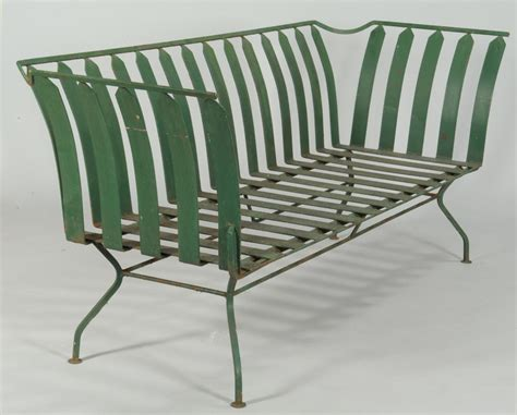 deco outdoor furniture lot 589 deco patio furniture settee 3 chairs
