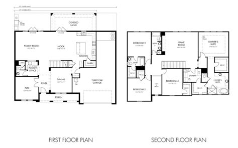 tara floor plan estates at parkside homes for sale orlando fl real estate
