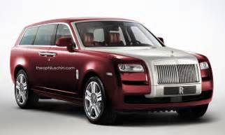 Rolls Royce Suv Confirmed Rolls Royce Suv Could Look Like This Gtspirit