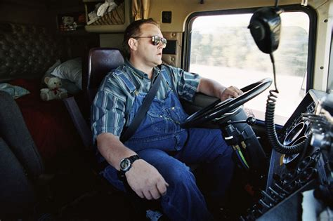 healthy habits for the road truck drivers