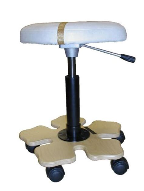 Sitting Stool With Wheels by Massagetable Workstools Table Energychair