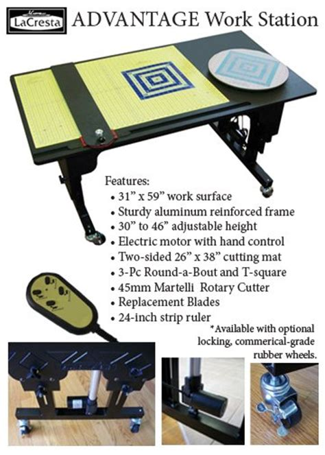 martelli advantage cutting table lacresta advantage work station martelli