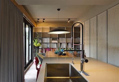 design milk apartment taipei apartment becomes a design studio residence