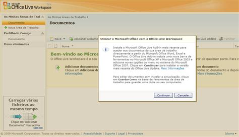 Microsoft Office Live Microsoft Office Live Workspace Beta Pplware