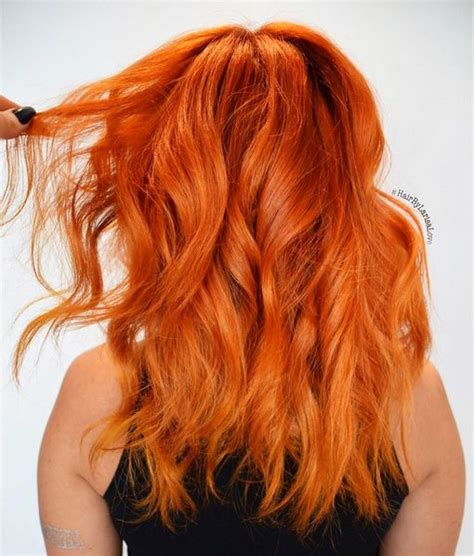 Hair Coloring 1 orange hair coloring orange hair coloring