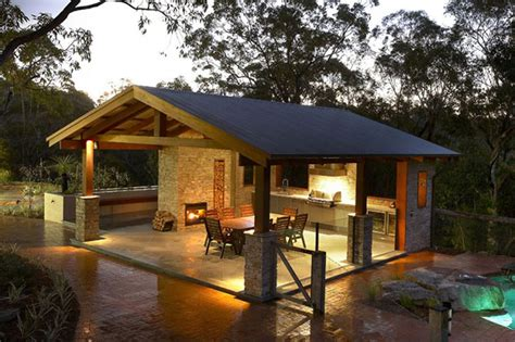 Tiki Hut Backyard Middle Dural 2 Nsw Acerage Landscaping Project