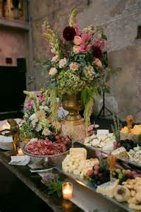 Buffet Table Decorations For Weddings 1000 Ideas About Wedding Food Tables On