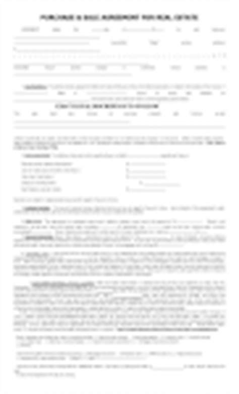 what does subject to contract mean when buying a house subject to real estate contract agreement form basic